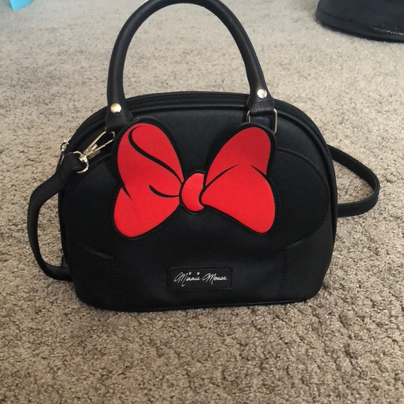 b7a193b33771 Loungefly Handbags - Disney x Loungefly Minnie Mouse crossbody